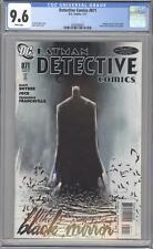 DETECTIVE COMICS #871 CGC 9.6 NM+ SCOTT SNYDER BLACK MIRROR