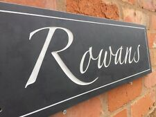 Border line for Slate House Sign Plaque from Slate_Signs_Direct ebay shop