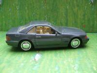 Sunnyside  Modell SS7705  in 1:24   Mercedes Benz SL500 in grau