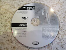 Landrover Sat Nav Disc Satellite Navigation 2006 Free Postage Uk/Ireland L@K