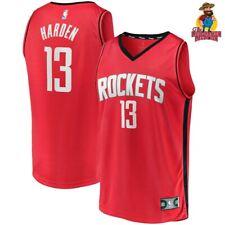 NBA JAMES HARDEN Houston Rockets Fanatics Branded TX3 COOL (MEN) Jersey NWT