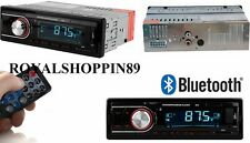 STEREO AUTORADIO CON BLUETOOTH USB+SD FM MP3 LCD AUX LETTORE SD 25Wx4 DEH-612