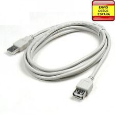 Cable prolongador alargador puerto USB 2.0