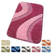 Tappeto bagno scendiletto 100% made in italy morbido 3D antiscivolo assorbente