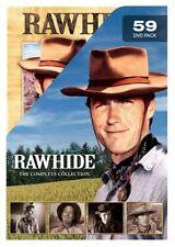 Rawhide (DVD, 2014, 59-Disc Set) Like New Regon 4