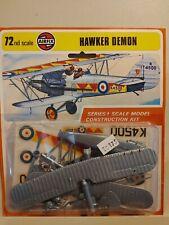 Vintage Airfix 1/72 Hawker Demon