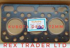Kubota D850, 3D72 Gasket 3 Cyl 72mm Diameter Asbestos sheet B1550