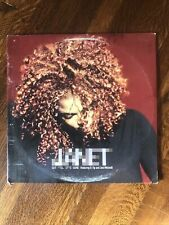 Janet-Got 'Til It's Gone-LP-1997-Featuring Q-Tip and Joni Mitchell