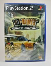 D-unit Drift Racing (Sony PlayStation 2, 2006, DVD-Box) - Neu - PS2 Spiel