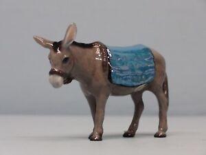 Hagen Renaker Nativity Donkey
