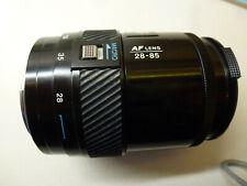Minolta AF Lens 28-85mm  1: 3.5 (22) - 4.5 Objektiv für Minolta
