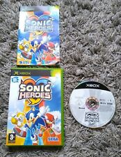 Sonic Heroes - PAL - XBOX - UKFREEPOST