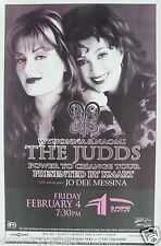 "JUDDS 2000 ""POWER TO CHANGE TOUR"" DENVER CONCERT POSTER-Wynonna & Naomi, Country"