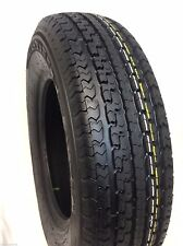 4 New ST 205/75R15 Freestar Radial Trailer Tires 8 PLY RATED ST205 75 15