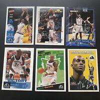 Lot of 8 KEVIN GARNETT Timberwolves Basketball Cards - Hall Of Fame 2020!