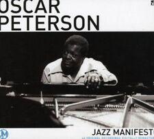 Jazz Manifesto 49 Original Recordings OSCAR PETERSON 2 CDs That Old Black Magic