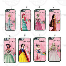 Disney Princess Cinderella Phone Case Cover For iPhone Samsung LG etc Any Name