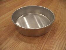 "ALLIED METAL Aluminum round 11.5"" x 3"" Cake baking Pan - LARGE"