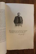 Paul Ginisty théâtre Figures Contemporaines Mariani Biographie 1904 1/150 ex