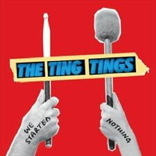 Ting Tings We Started Nothing (Uk) vinyl LP NEW sealed