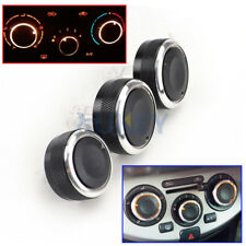 FIT FOR NISSAN NOTE E11 04-13 SWITCH KNOB HEATER CLIMATE CONTROL BUTTONS COVER