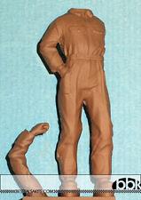 1/24 TAZIO NUVOLARI STANDING FIGURE (no head) for TAMIYA REVELL HIRO AOSHIMA