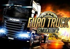 Euro Truck Simulator 2 STEAM DOWNLOAD KEY FULL GAME - FAST DELIVERY