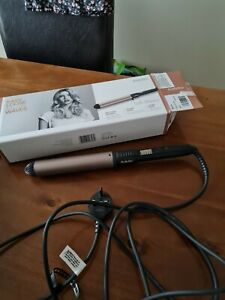 BOXED BABYLISS SOFT WAVES CURLING WAND