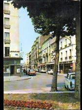 LA GARENNE-COLOMBES (92) PEUGEOT 404 CITROEN DS, 2CV à la PHARMACIE Rue VOLTAIRE