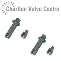 (PAIR) VOLVO S60 S80 V70 HANDBRAKE SHOE ADJUSTER  ADJUSTABLE FITTING KIT