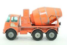 Matchbox Lesney King Size No 13 Ready-Mix Concrete Truck - Made In England