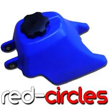 BLUE PW50 FUEL / PETROL TANK fits YAMAHA PW 50 PEEWEE 50cc