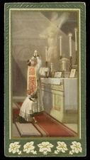 santino-holy card ediz. NB*** n.8171 SACRIFICIO DELLA MESSA