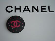 CHANEL  badge pin button  rare  COCO game centre Moscow limited 2018 new