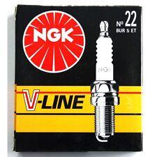 NGK Zündkerze BUR 5 ET V-Line Nr. 22 - BUR5ET VLINE 22 - 2470 - 4 Stück