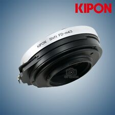 Kipon Shift Adapter for Canon FD Mount Lens to Micro Four Thirds M4/3 MFT Camera