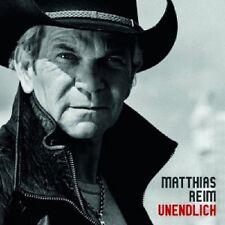 MATTHIAS REIM - UNENDLICH (BASIC EDITION) CD  15 TRACKS DEUTSCHER SCHLAGER  NEUF