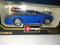 Bburago Bugatti EB110(1991), 1:18, 1/18 scale, diecast model, Diamond Collection