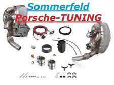 Orig. Porsche Carrera 996 + GT3 Klappenauspuff Valved sport exhaust muffler PSE
