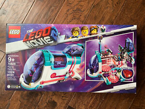 LEGO MOVIE 2 Pop-Up Party Bus 70828 Brand New Sealed