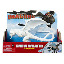 New 2017!!! Spin Master DreamWorks Dragons SNOW WRAITH How to Train Your Dragon