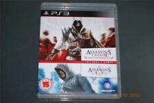 Jeux vidéo anglais Assassin's Creed pour Sony PlayStation 3