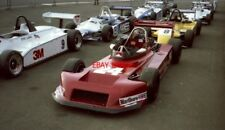 PHOTO  SILVERSTONE 2.10.83 PARC FERME FOR THE PENULTIMATE ROUND OF THE MARLBORO