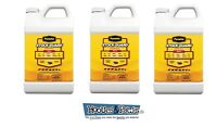 3x Pyranha Stock Guard Spray CONCENTRATE 1/2 Gallon kills Flies Mosquitoes