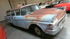 1958 FORD RANCH WAGON RANCH WAGON PROJECT CAR!