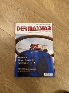 Herpa Der Masstab 4 2000