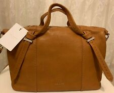 Ted Baker Brown Oellie Leather Knotted Tote Handle Shoulder Cross Body Hand Bag