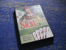 Skat 2.0 XXL Version für PC in DVD Hülle kpl. deutsch