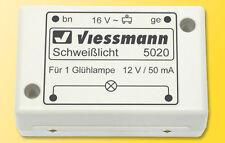 Viessmann 5020: électronique Lumière de soudage - avec Scintillement
