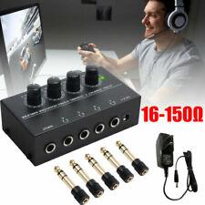 Amplificador de audífono